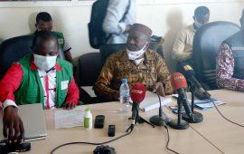 Covid-19 :‹‹Les sorties de Conakry à partir de fin Août, seront filtrées pour ceux qui n'ont pas été vaccinés››, déclare Dr Sakoba Keïta