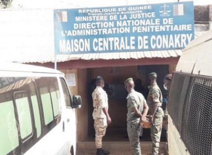 Guinée/Évasion de Sidi Mohamed Diallo: Six(6) agents interpellés et mis à la disposition de la DPJ