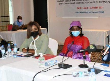 Guinée: Restitution des résultats de l'étude sur l'impact socioéconomique de la crise de la COVID-19 sur les femmes dans les Régions