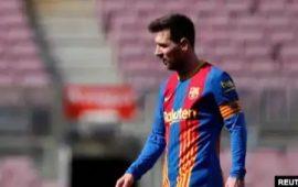 Lionel Messi signe un contrat de deux ans avec le PSG