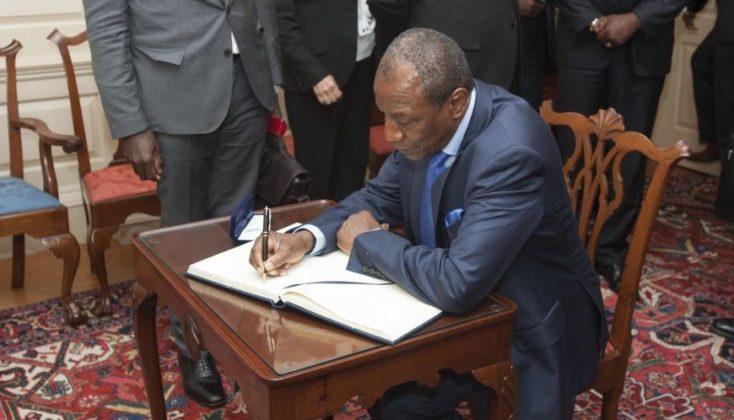 AlphaInformations exclusives JA /Guinée : Alpha Condé « préfère être tué » que de signer sa démission