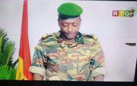 Guinée : Interdiction de toute manifestation de soutien à la junte sur toute l'étendue du territoire