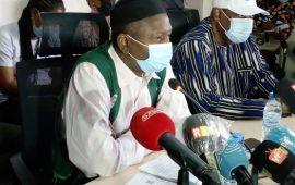 Lutte contre le COVID-19 : L'ANSS parle de la situation de la maladie en Guinée