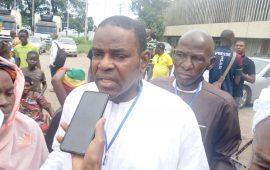 Le président du CNP-Guinée, El hadj Mohamed Habib hann, après sa rencontre avec le chef de la junte :‹‹On ne s'approprie pas du patrimoine de l'État ou des marchés de l'État sans pouvoir les réalisés››