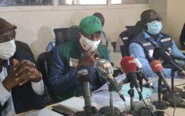 Guinée/COVID-19: Vers la fermeture de certains CT à Conakry à cause de la diminution des cas et de décès