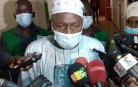 Guinée/COVID-19: Les autorités envisagent de déclarer la fin de la pandémie en fin Novembre 2021