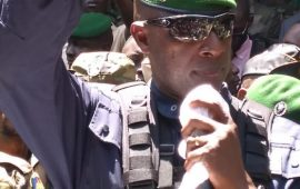 Guinée : Le colonel Balla Samoura installé dans ses fonctions de haut commandant de la gendarmerie nationale, Directeur de la justice militaire