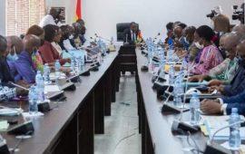 Guinée/Primature: Le premier ministre invite les secrétaires généraux à travailler pour le peuple